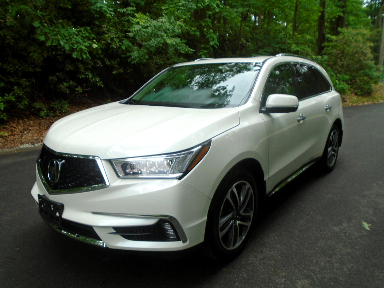 Acura MDX 9-Spd AT SH-AWD w/Advance Package 2018