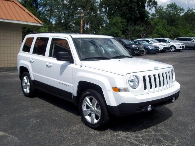 Jeep Patriot Latitude 4WD 2015