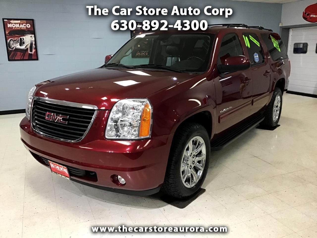 2010 GMC Yukon XL SLT-1 1/2 Ton 4WD