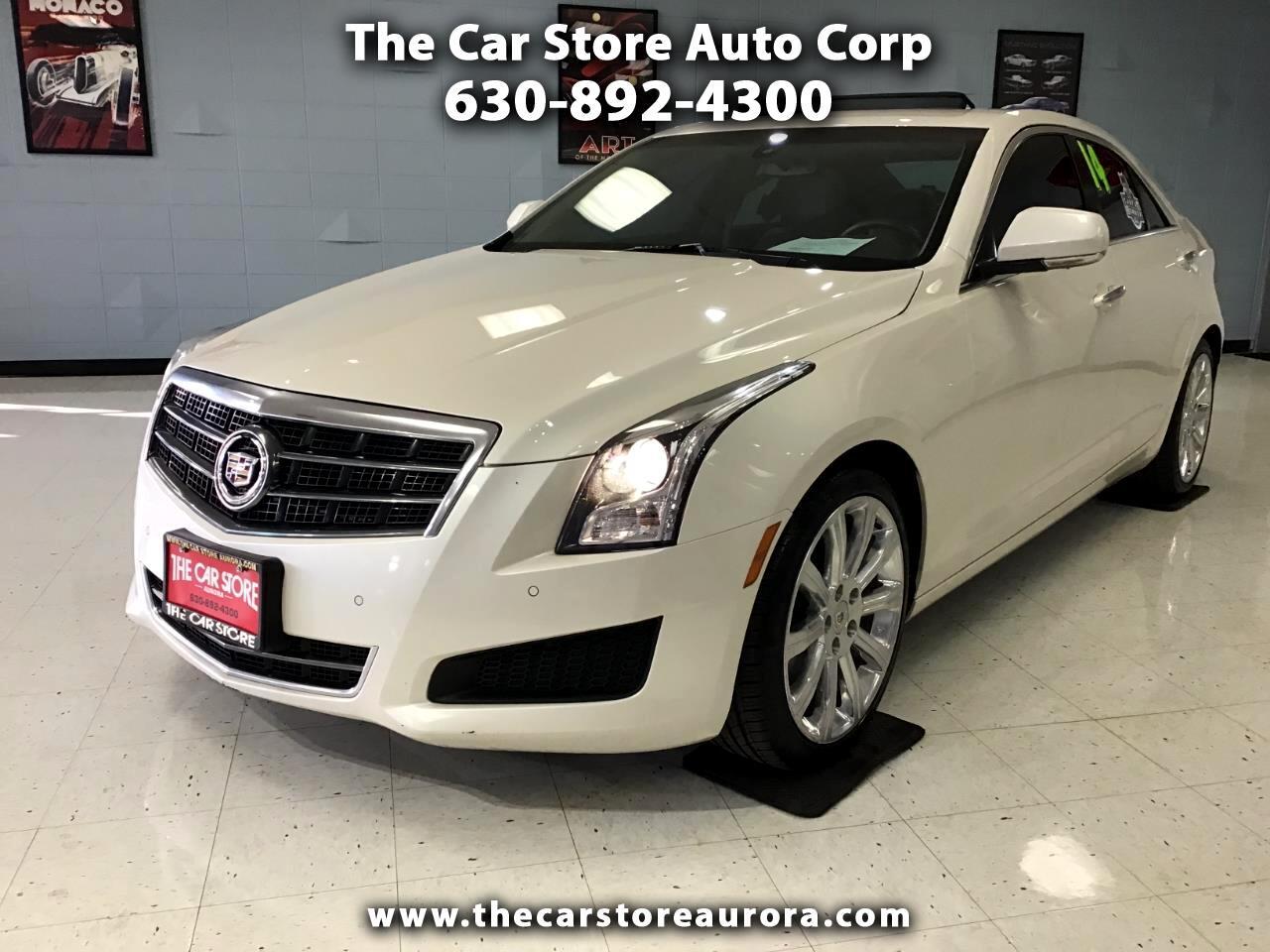 2014 Cadillac ATS 2.5L Luxury RWD