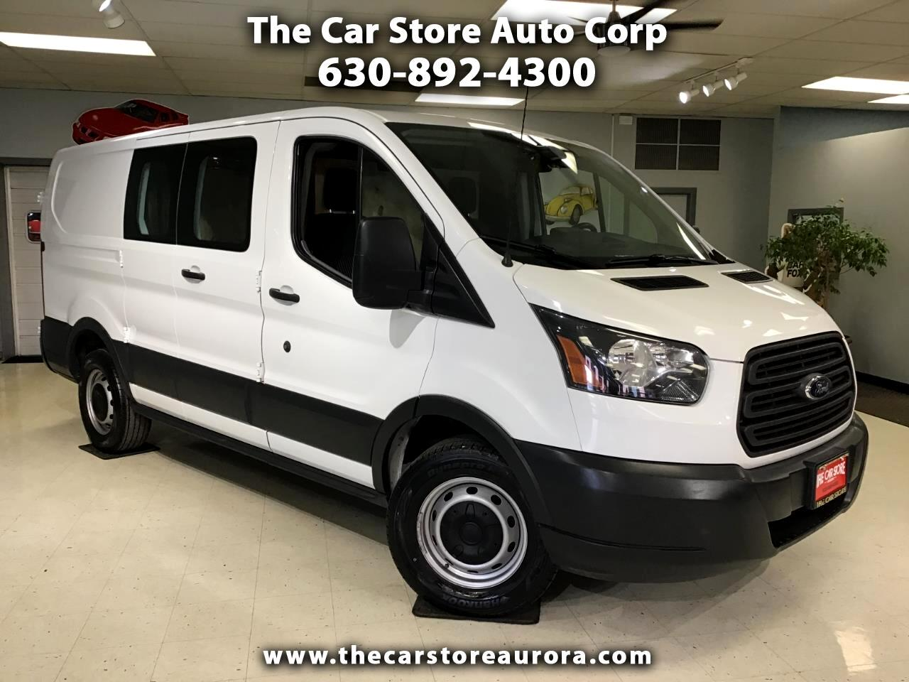 2015 Ford Transit 150 Van Low Roof 60/40 Cargo 130in. WB
