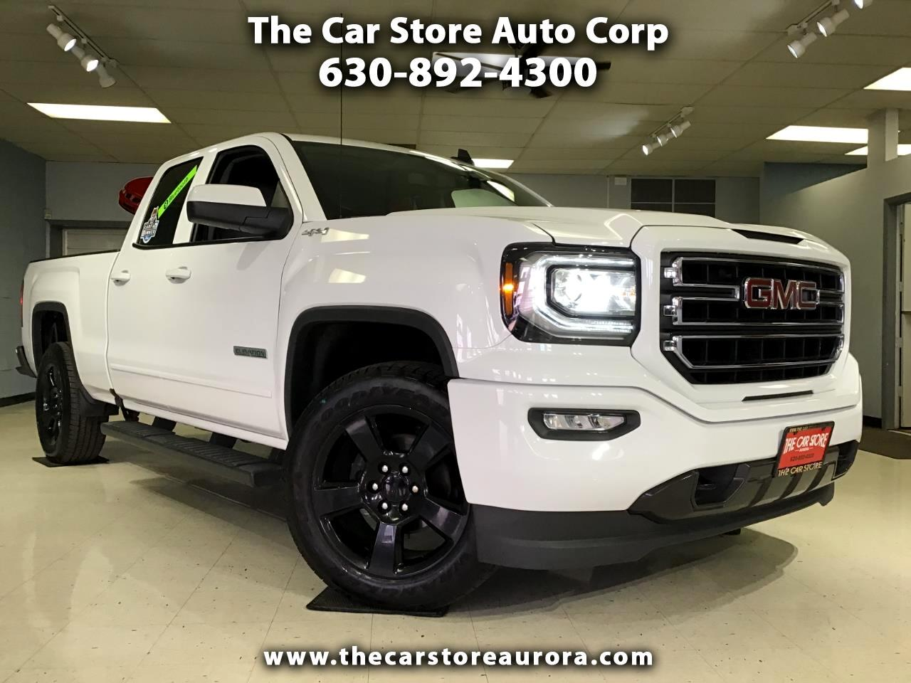 2016 GMC Sierra 1500 Double Cab Elevation 4WD