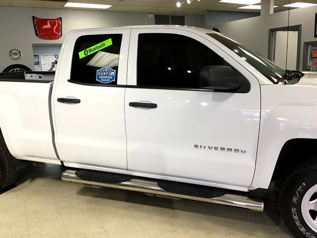 2015 Chevrolet Silverado 1500 Work Truck Double Cab 2WD
