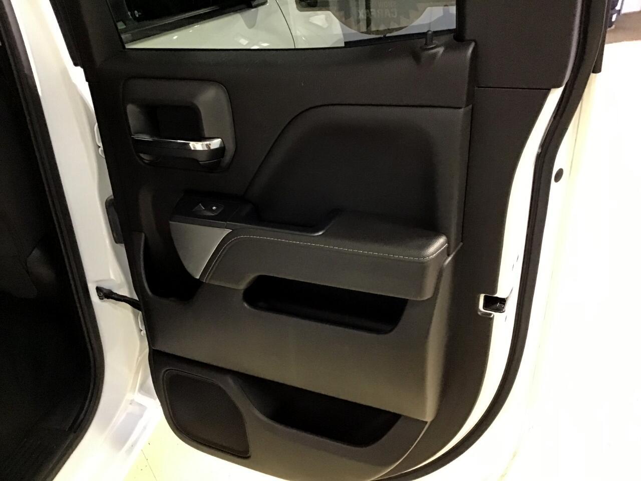 2018 Chevrolet Silverado 1500 LT Double Cab 2WD