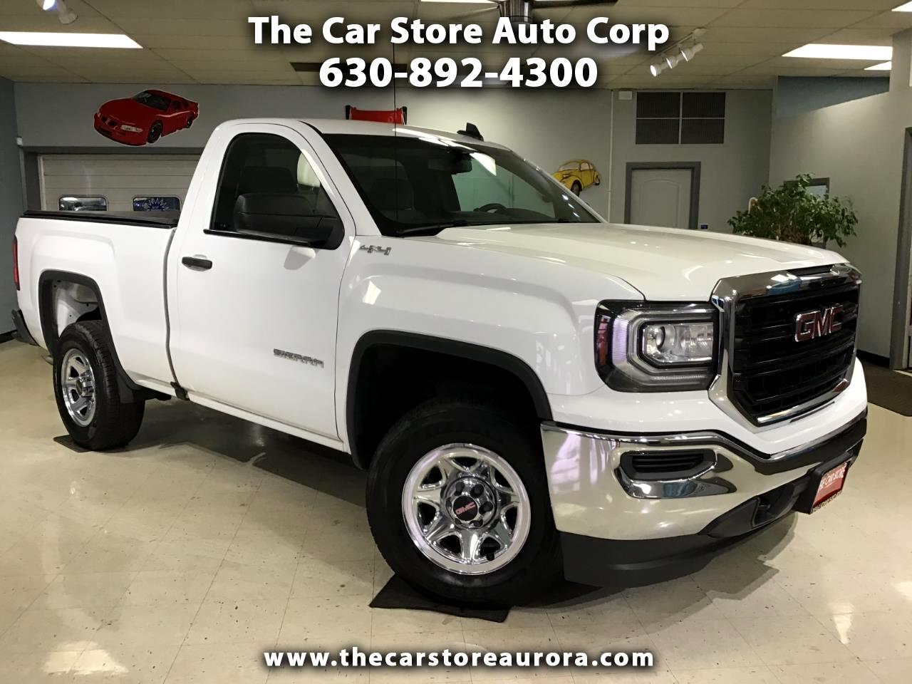 2016 GMC Sierra 1500 Base Short Box 4WD