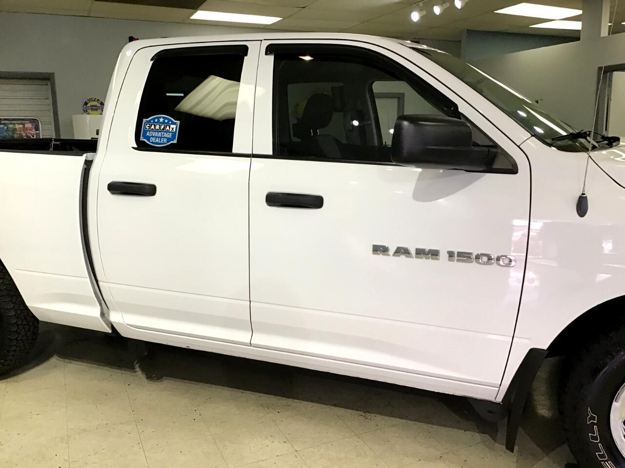 2011 RAM 1500 ST Quad Cab 2WD