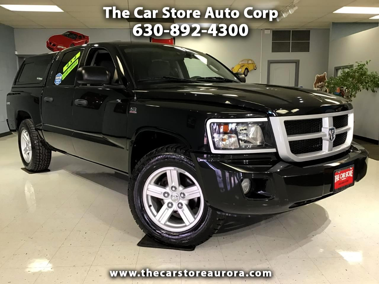 2011 Dodge Dakota Big Horn Crew Cab 4WD