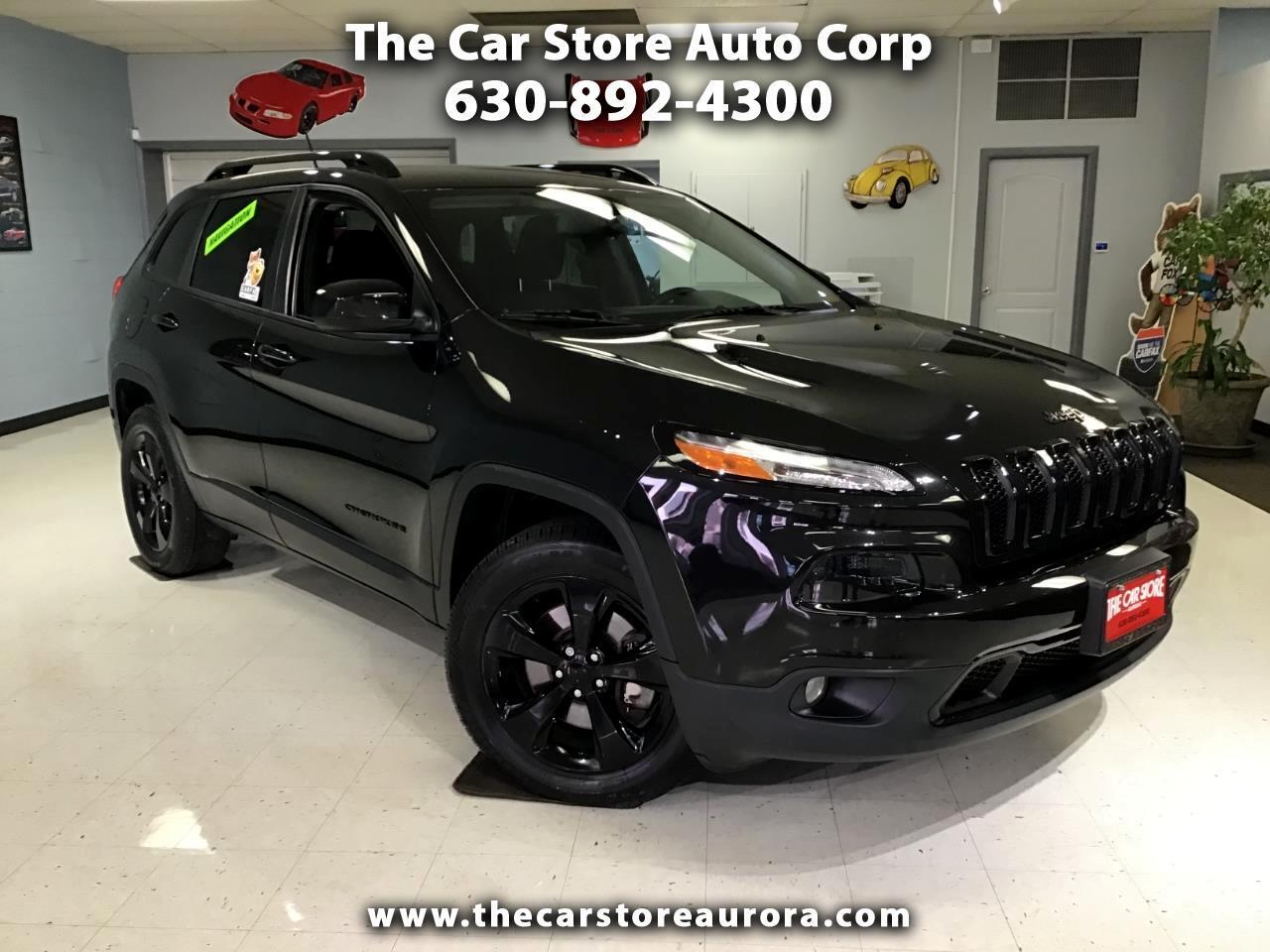 2015 Jeep Cherokee Altitude 4WD