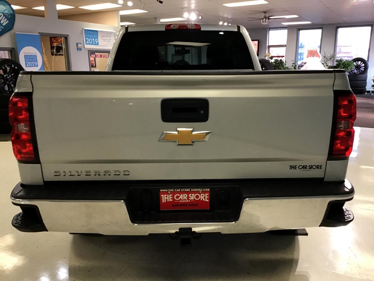 2015 Chevrolet Silverado 1500 LS Double Cab 2WD