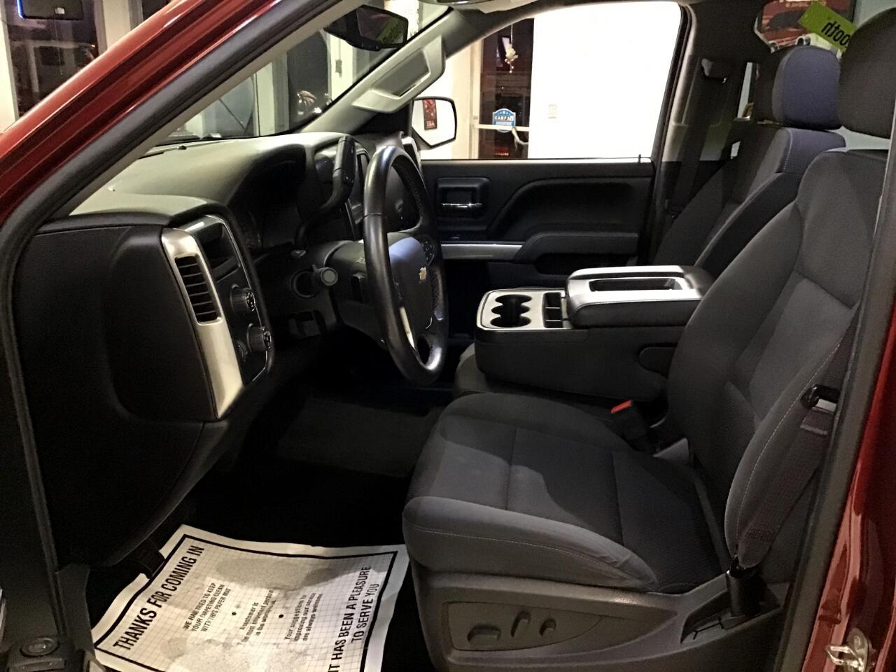 2016 Chevrolet Silverado 1500 LT Double Cab 4WD