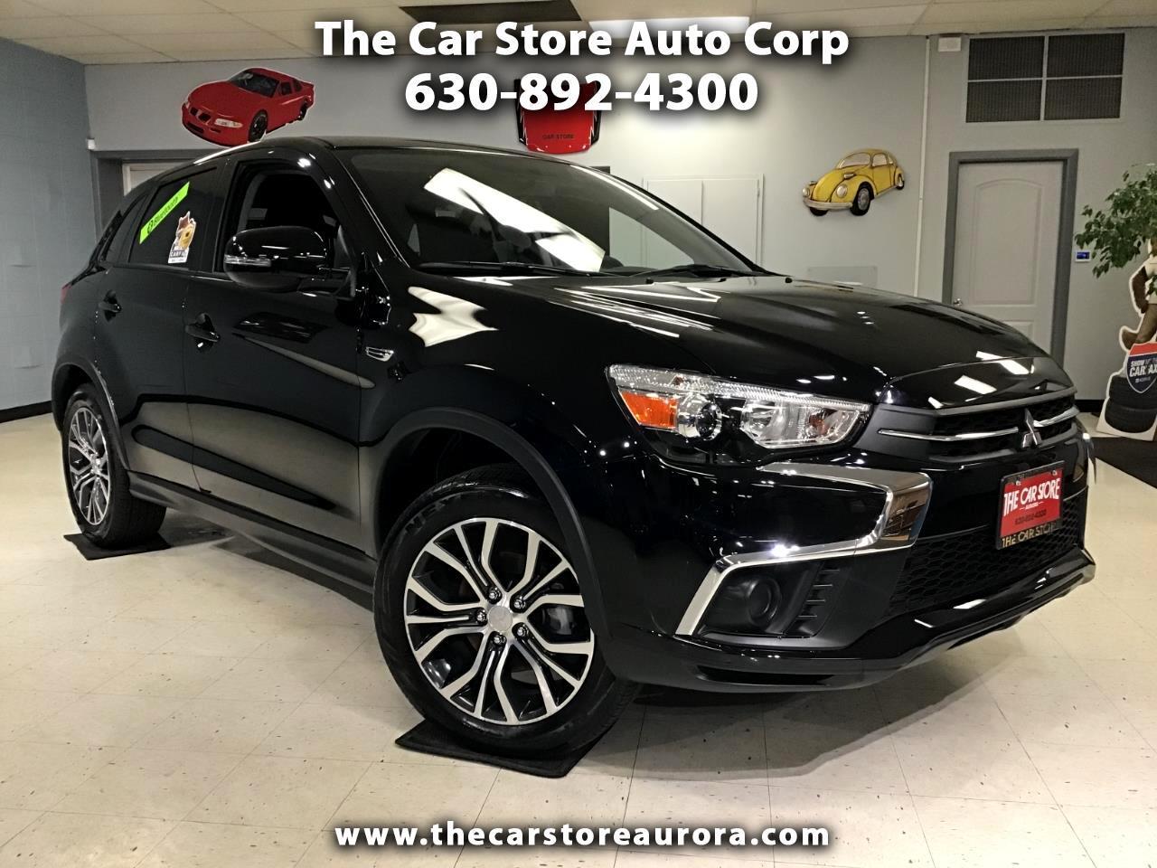 2019 Mitsubishi Outlander Sport 2.0 ES CVT