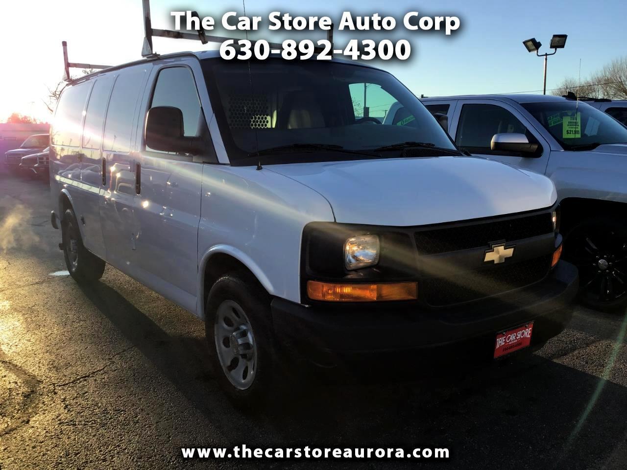 Chevrolet Express 1500 Cargo 2013
