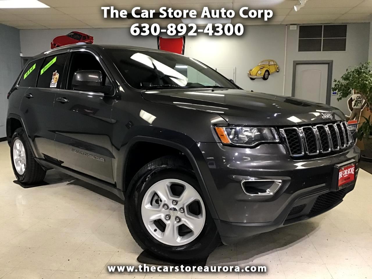 Jeep Grand Cherokee Laredo 4WD 2017