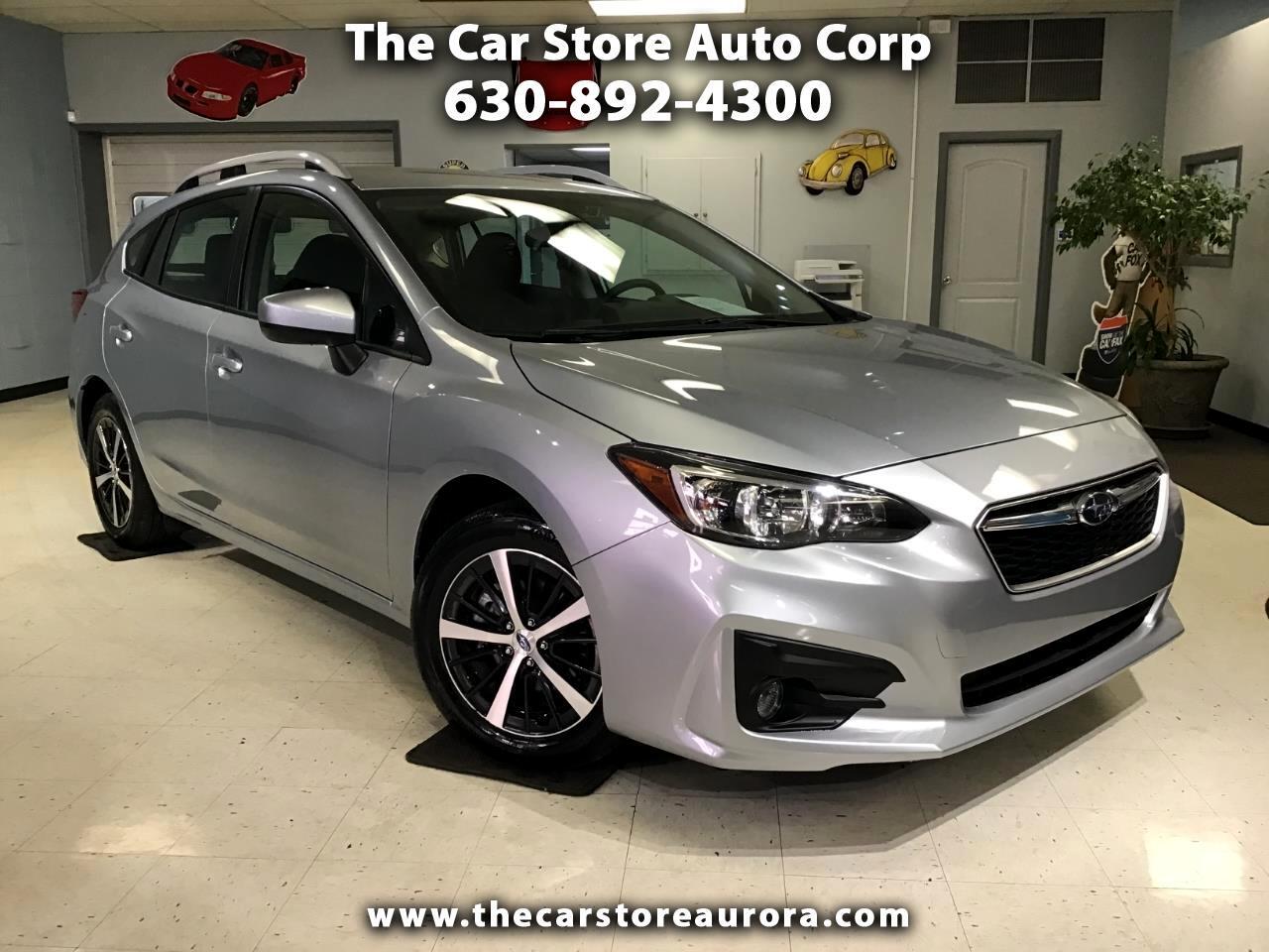 2019 Subaru Impreza 2.0i Premium CVT 5-Door