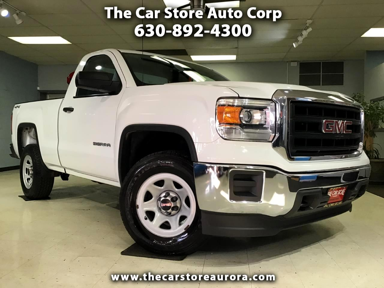 2015 GMC Sierra 1500 Base Short Bed 4WD