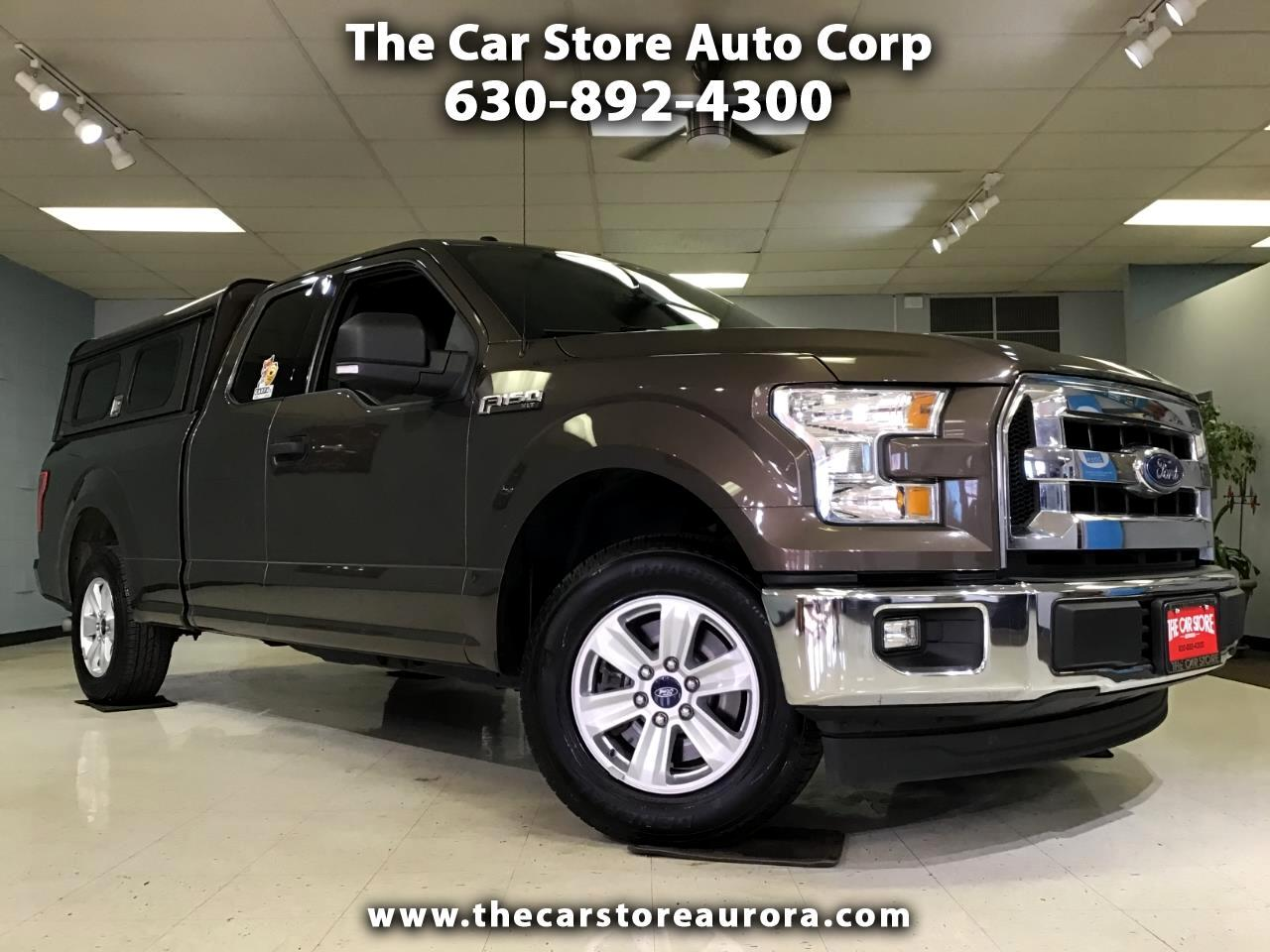 Ford F-150 XLT 2WD SuperCab 6.5' Box 2017