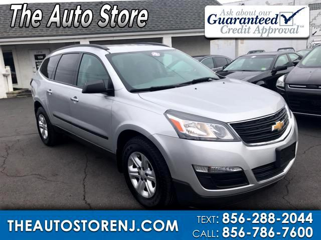 2013 Chevrolet Traverse LS AWD