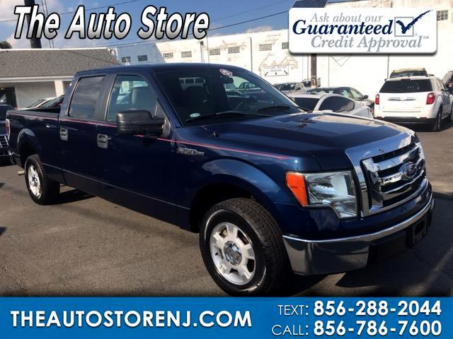 2010 Ford F-150 SuperCrew 2WD