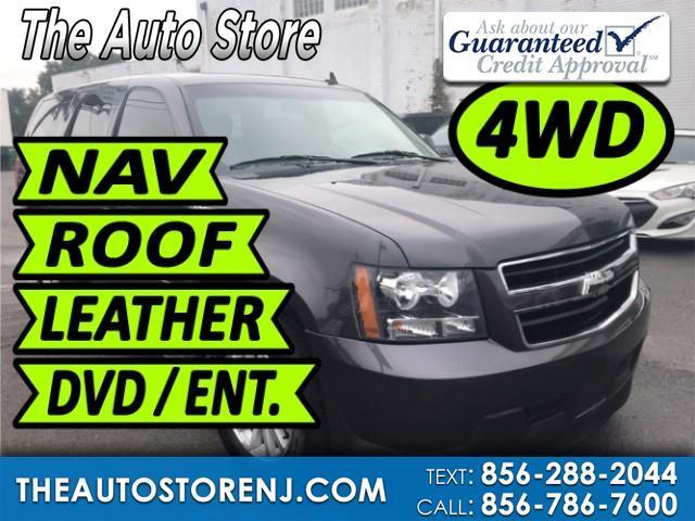 2011 Chevrolet Tahoe Hybrid 1HY 4WD
