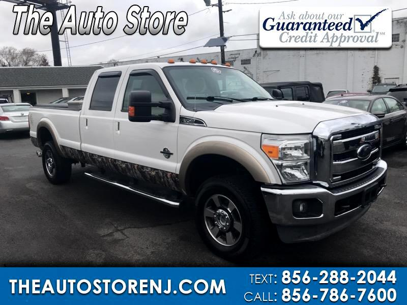 2012 Ford F-350 SD Lariat