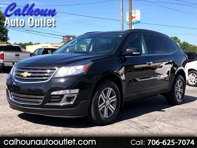 Chevrolet Traverse 2LT FWD 2017