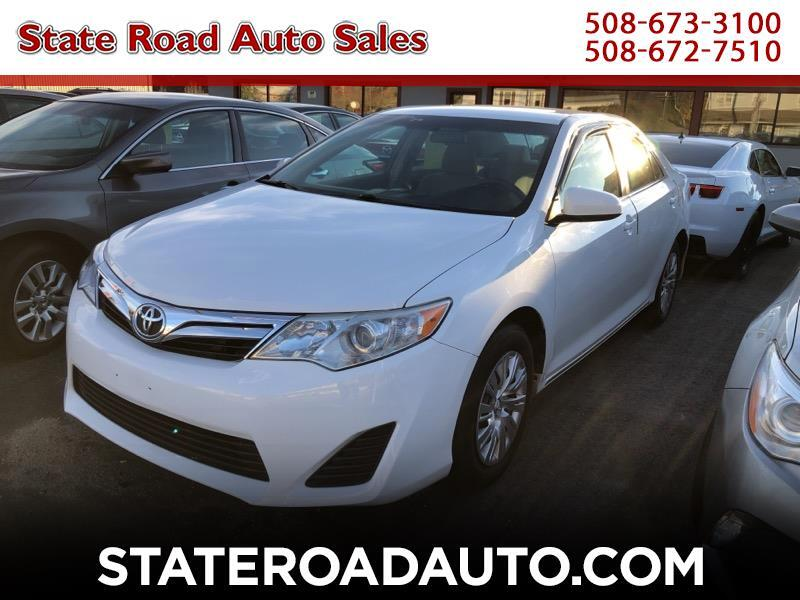 Used 2013 Toyota Camry For Sale In Westport Ma 02790 State Road