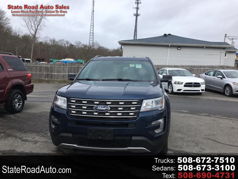 State Road Auto Sales >> Used 2017 Ford Explorer For Sale In Westport Ma 02790 State