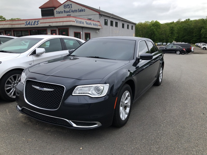 State Road Auto Sales >> Used 2015 Chrysler 300 For Sale In Westport Ma 02790 State Road