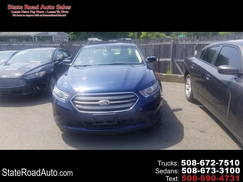 Ford Road Auto Sales >> Used 2016 Ford Taurus Sel Awd For Sale In Westport Ma 02790