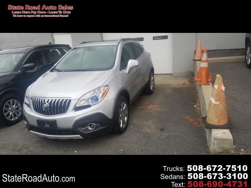 Buick Encore Leather AWD 2016
