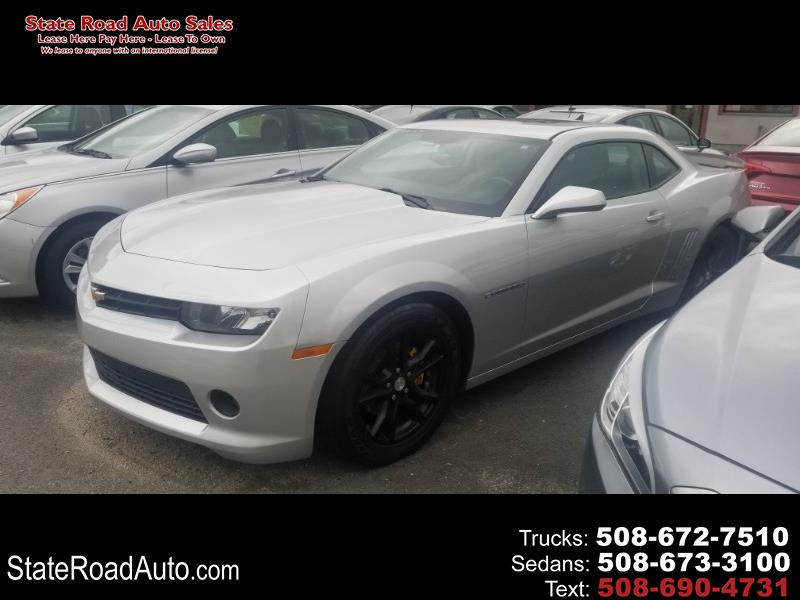 Chevrolet Camaro 1LT Coupe 2015