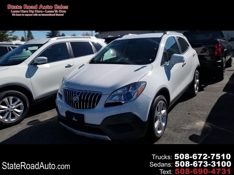 Buick Encore Base FWD 2016