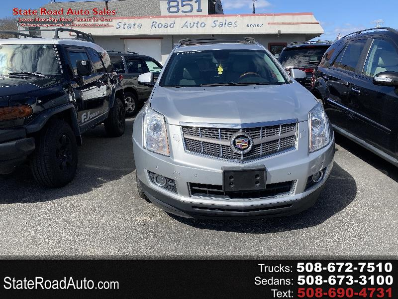 Cadillac SRX Premium Collection AWD 2010