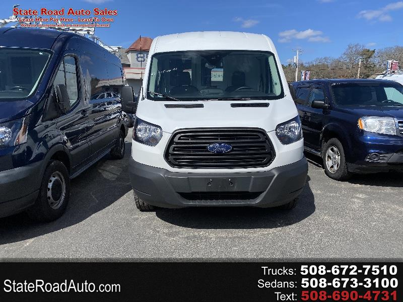 Ford Transit 150 Van Med. Roof w/Sliding Pass. 148-in. WB 2019