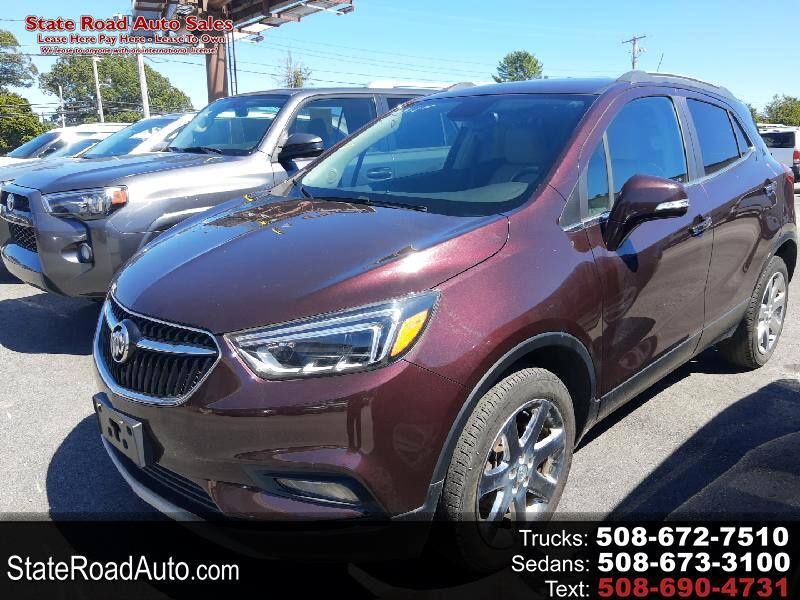 Buick Encore Essence AWD 2017