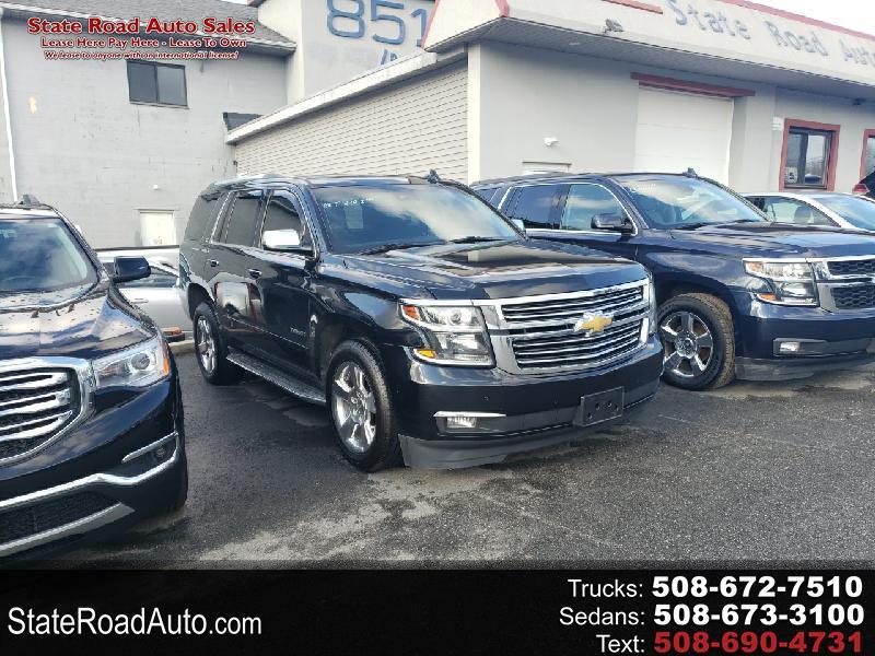 Chevrolet Tahoe 1500 2dr 2016