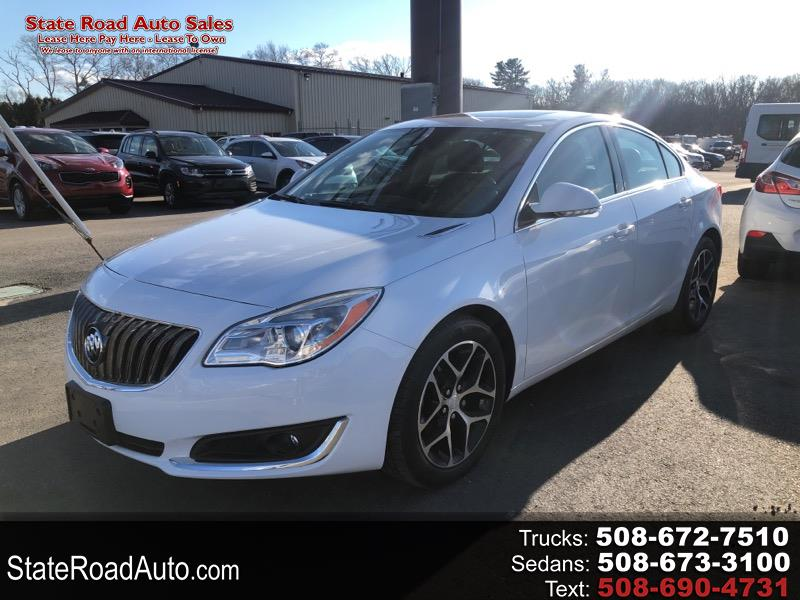Buick Regal Sport Touring 2017