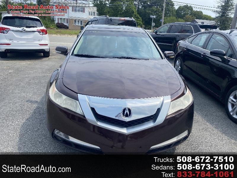Acura TL 5-Speed AT with Tech Package 2010