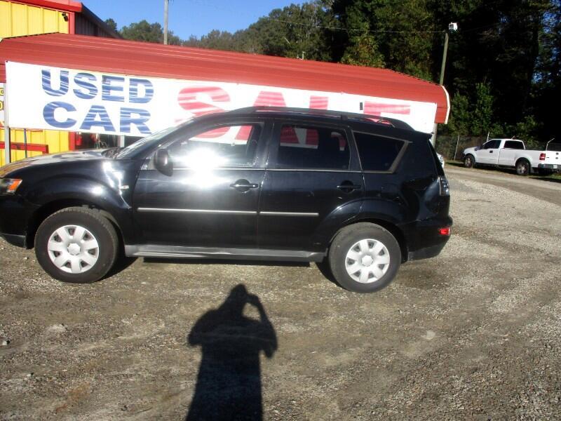 2011 Mitsubishi Outlander ES 2WD