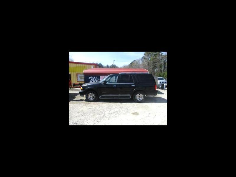 1999 Lincoln Navigator 2WD