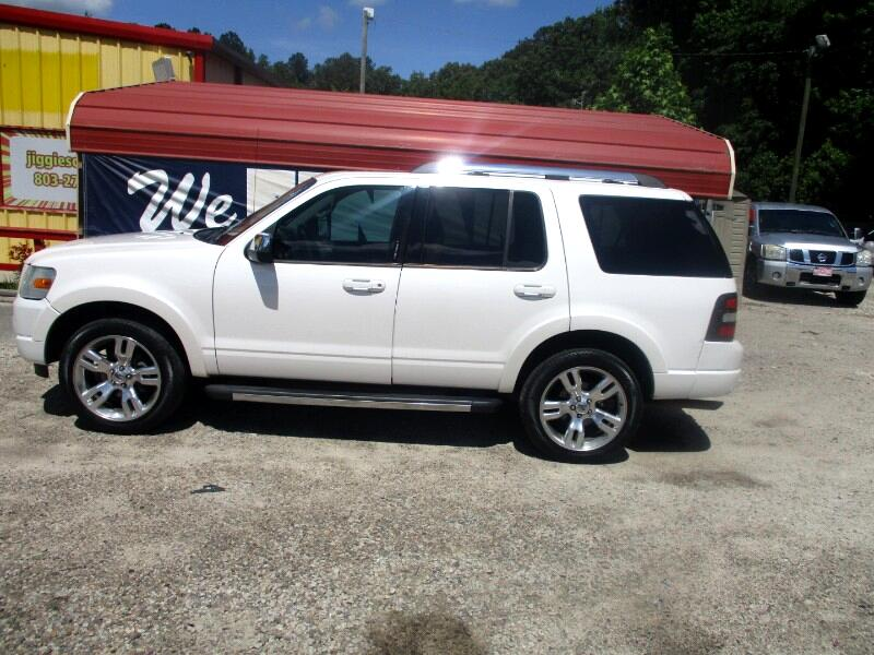 Ford Explorer Limited AWD 2010