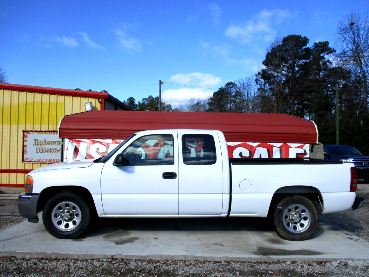 GMC Sierra 1500 Ext. Cab Long Bed 2WD 2005