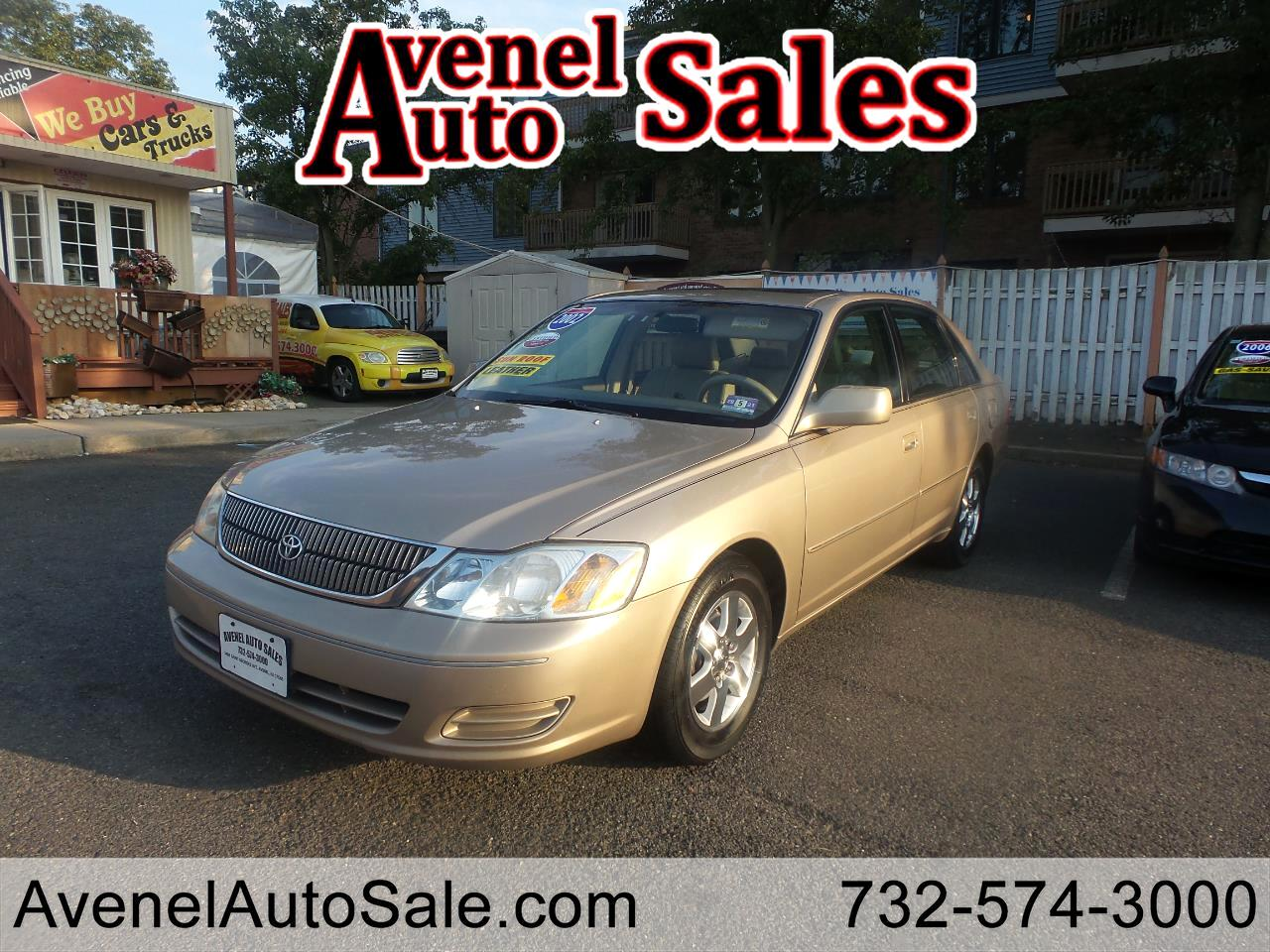 2002 Toyota Avalon XL