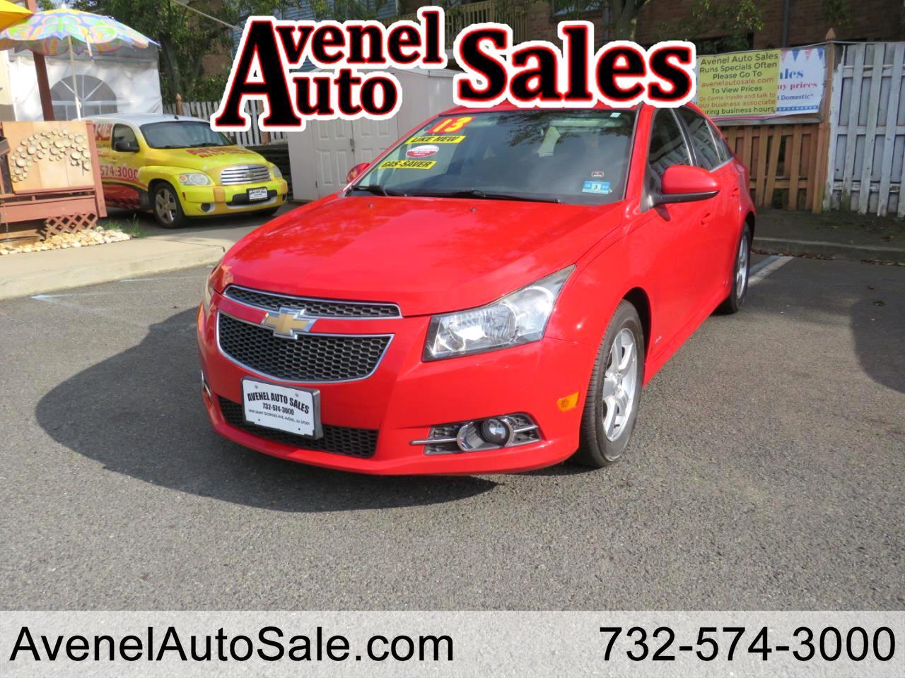 Chevrolet Cruze 1LT Auto 2013