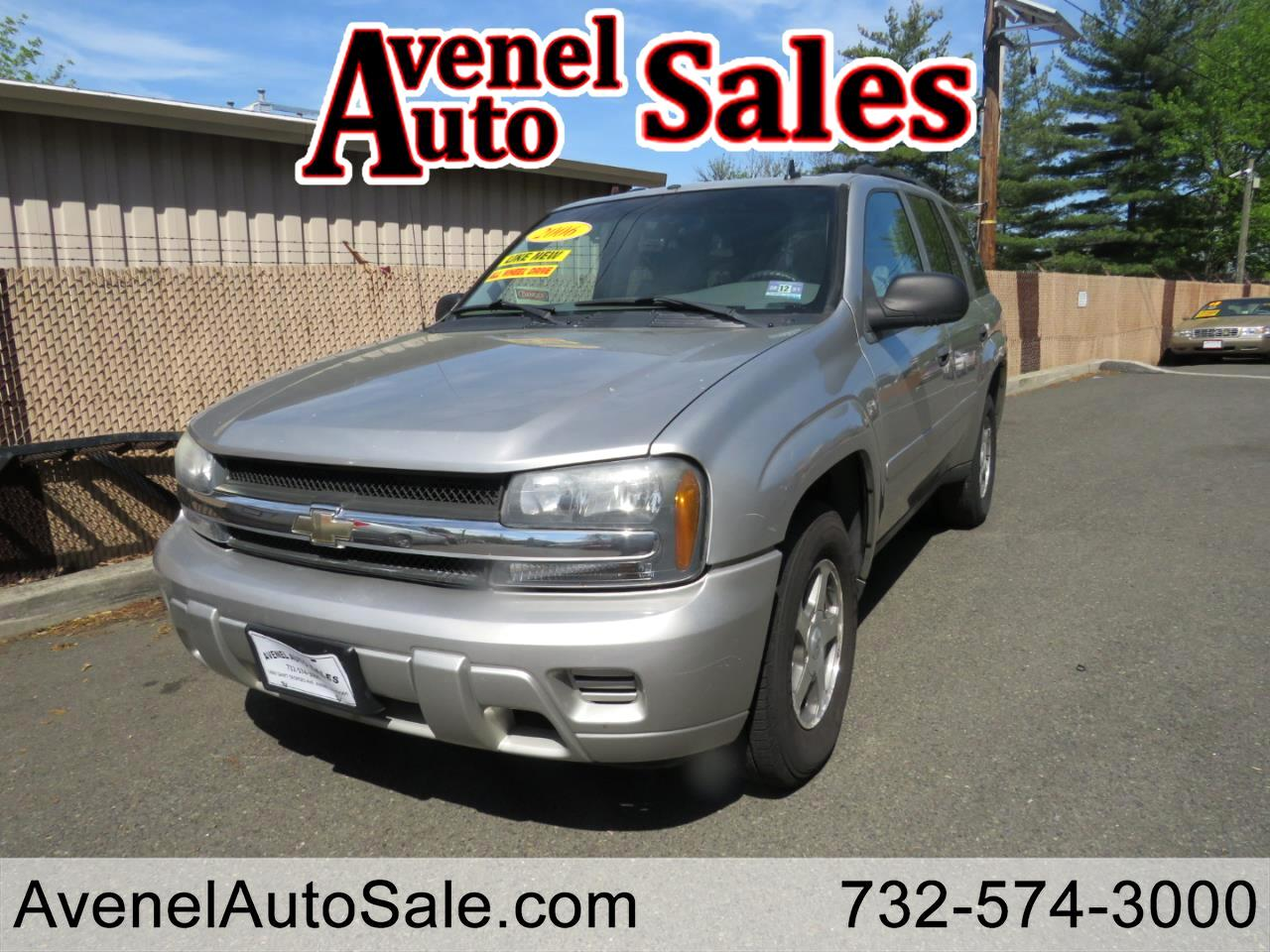 Chevrolet TrailBlazer LS 4WD 2006