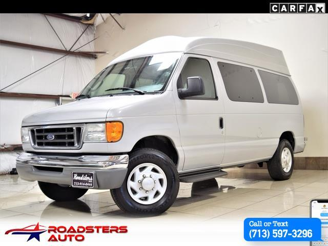 2007 Ford Econoline CONVERSION HANDICAP VAN
