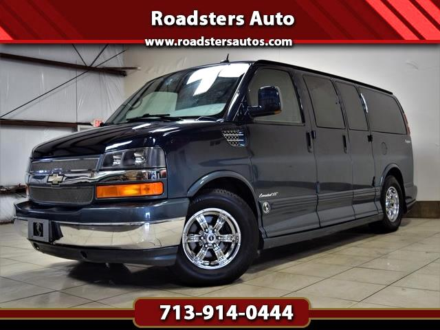 2011 Chevrolet Express CONVERSION VAn