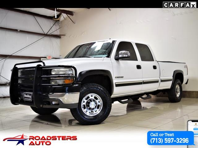 2002 Chevrolet Silverado 2500HD Crew Cab Long Bed 4WD