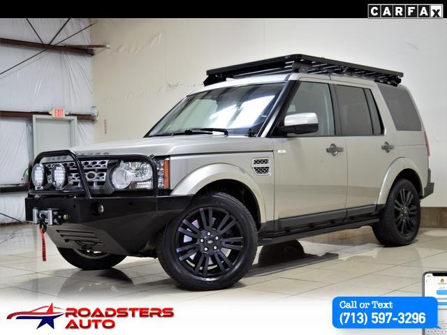 2010 Land Rover LR4 HSE Plus