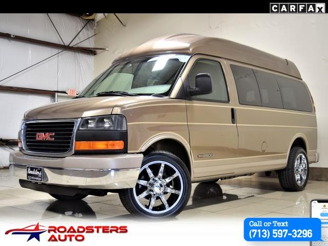 2003 GMC Savana CONVERSION VAN